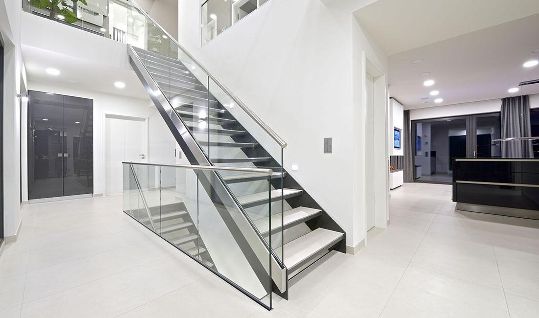 moderne treppen bei finden sie ihre treppe. Black Bedroom Furniture Sets. Home Design Ideas
